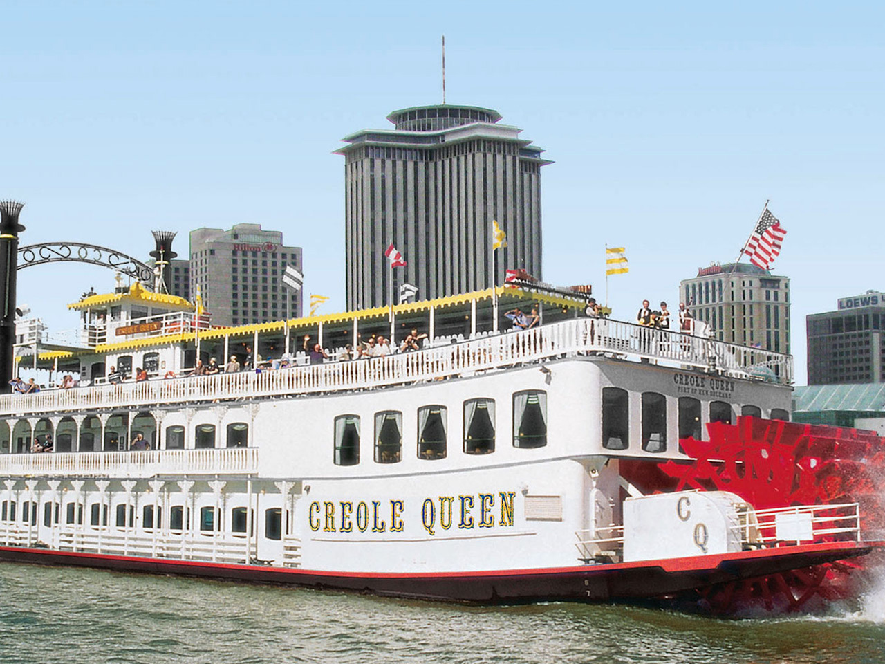 NOLA River Cruise