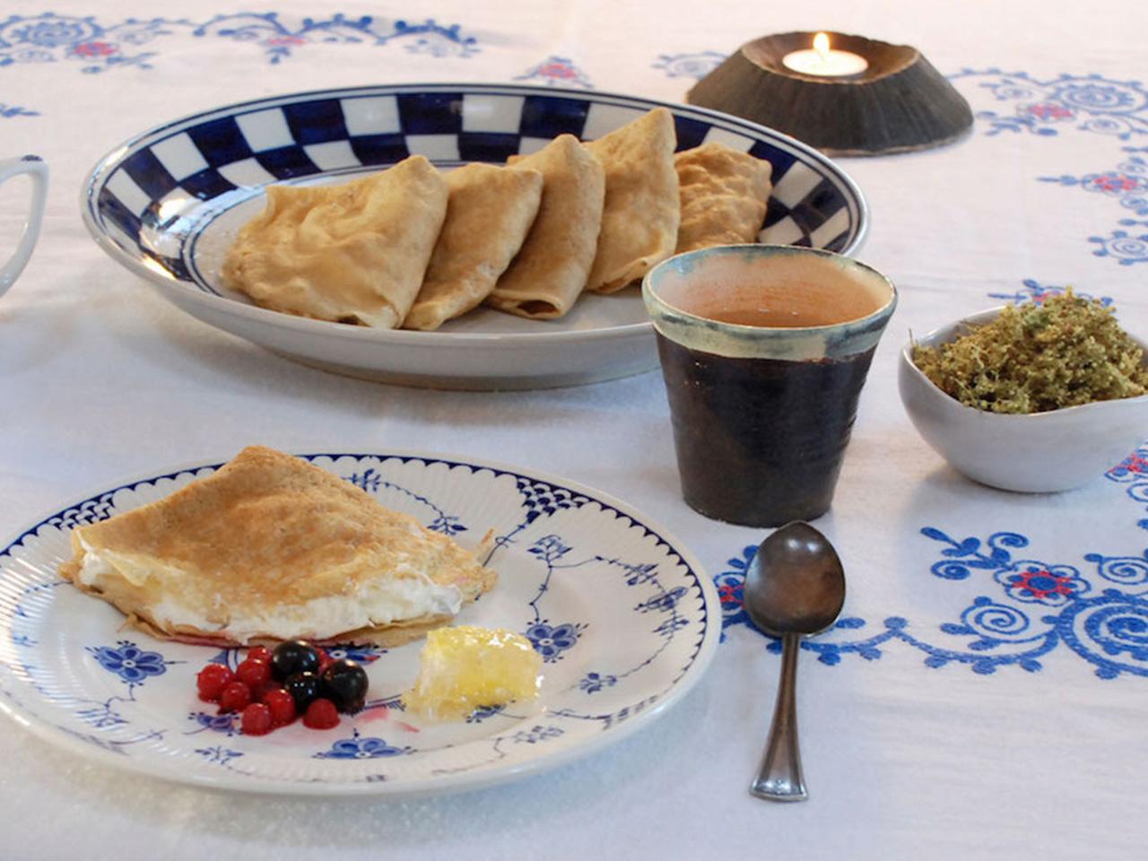 Iceland breakfast