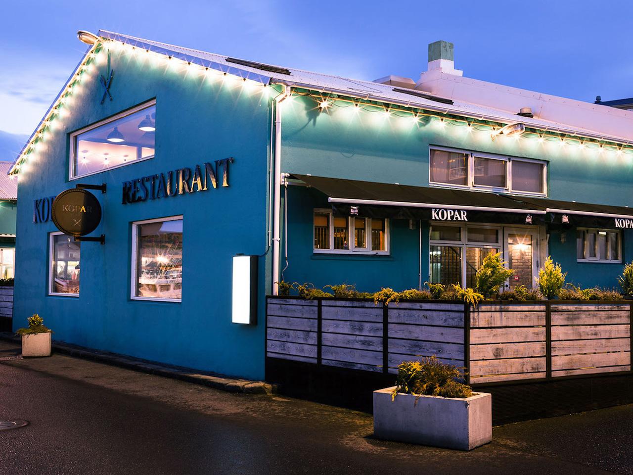 Reykjavik foodie guide