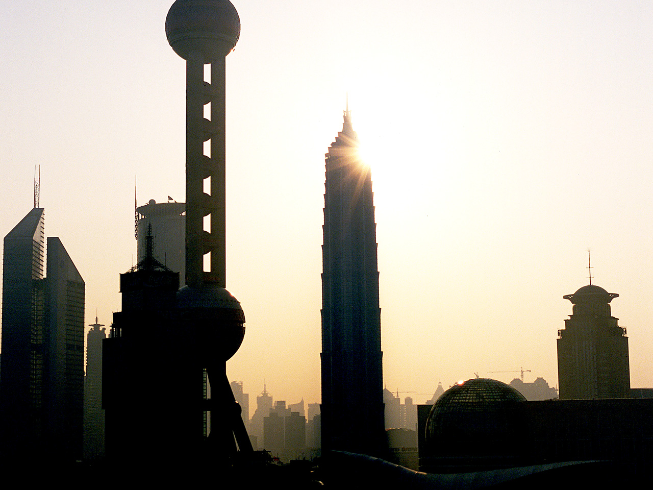 Time Travel: Shanghai Old and New