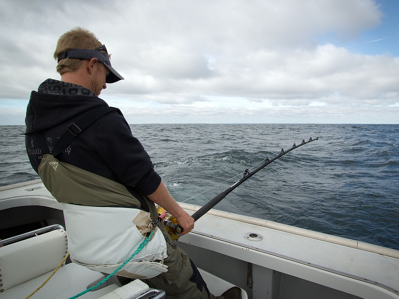 Listopedia: Matt Watson's fishing bucket list