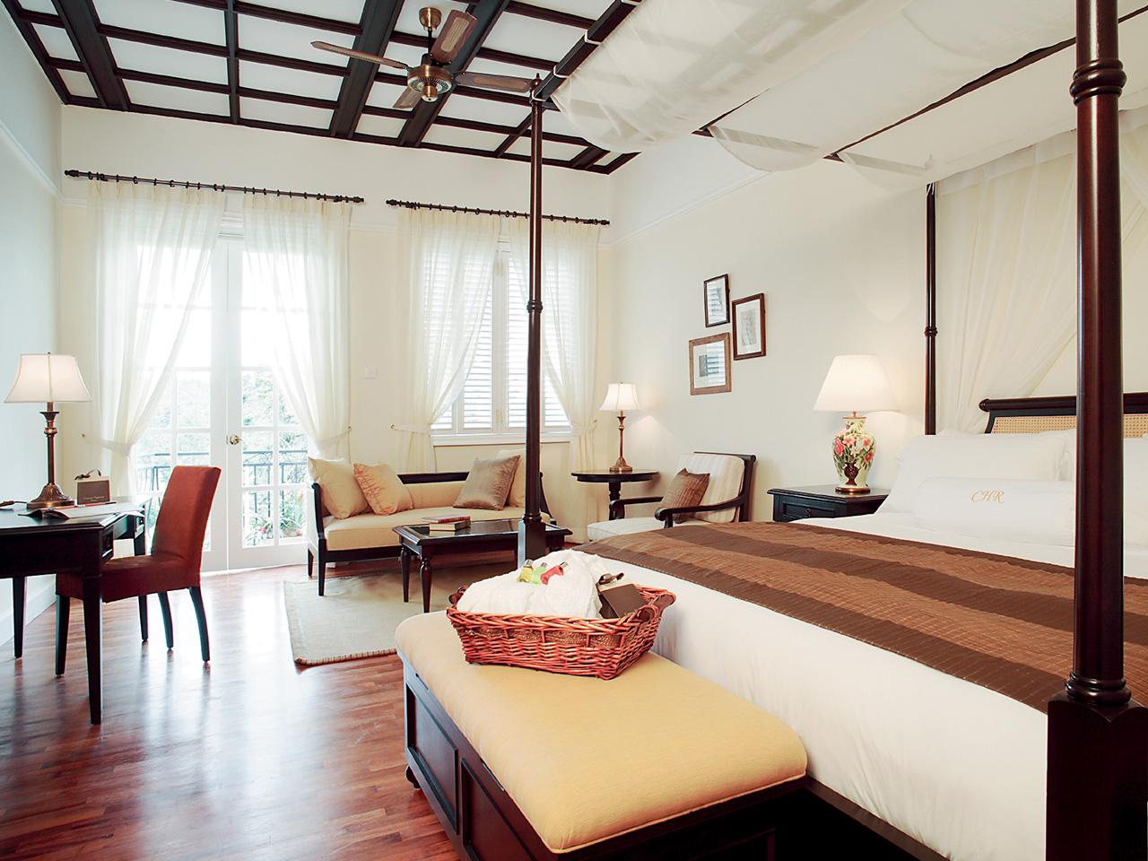 Unique Sleeps: Cameron Highlands Resort, Malaysia