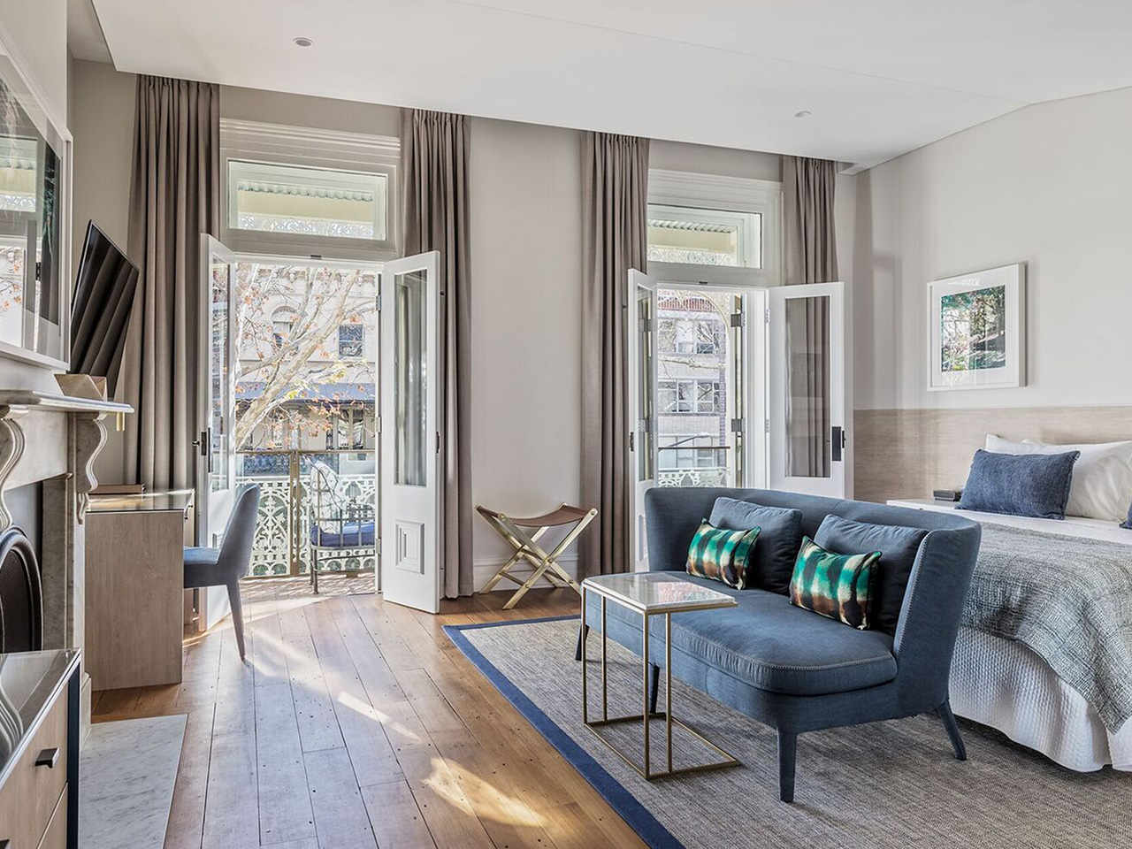 Spicers Potts Point room