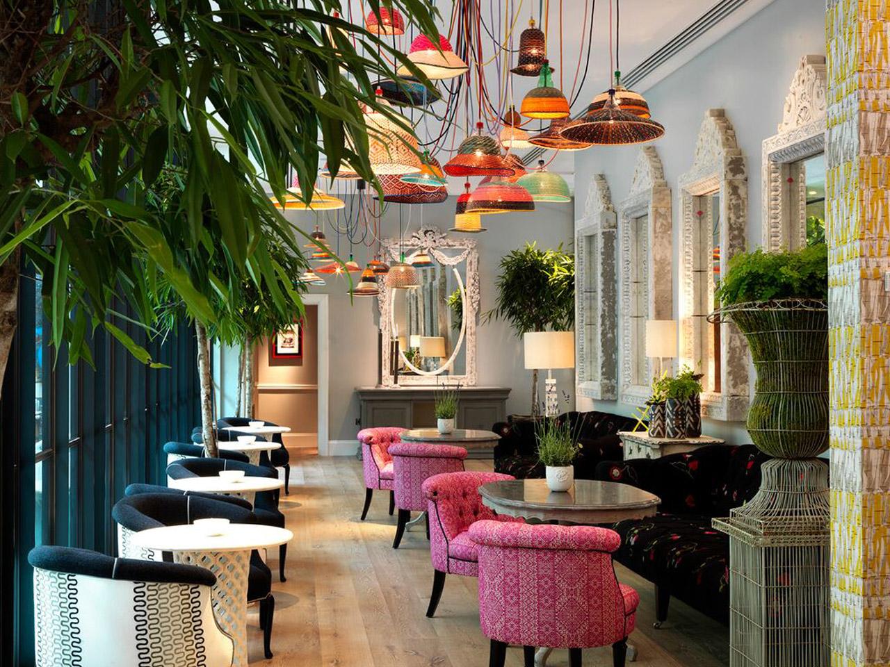 Unique Sleeps: Ham Yard Hotel London