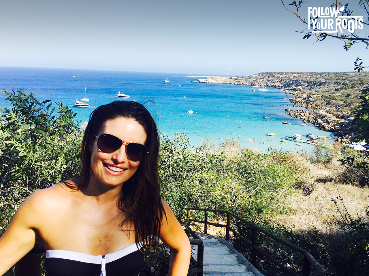 Follow Your Roots: Ada Nicodemou's Cyprus