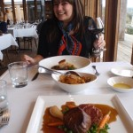 lastminute loveley Courtney enjoys lunch (and wine!) at Montalto Vineyard and Olive Grove