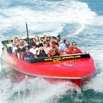 Jet Boating in Darwin Harbour