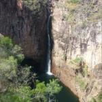 The beautiful Tolmer Falls