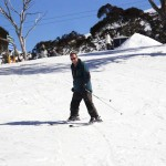 ACT blogger Mick hits the slopes