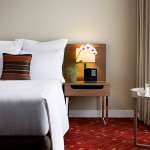 One Bedroom Suite at Melbourne Marriott Hotel