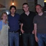 Mick & the staff at Bicicletta