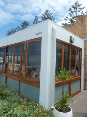 Diggies Restaurant Wollongong