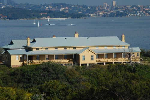 manly haunted quarantine station sydney - photo#22