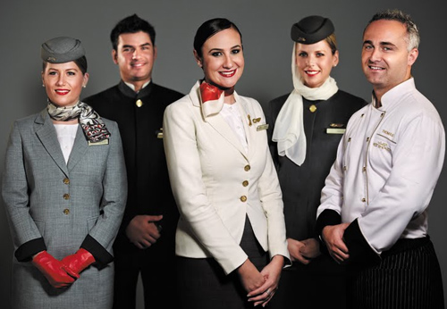 Q&A with Etihad Cabin Crew   Live Last Minute