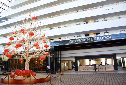 Find Restaurants In Crown Metropol Perth