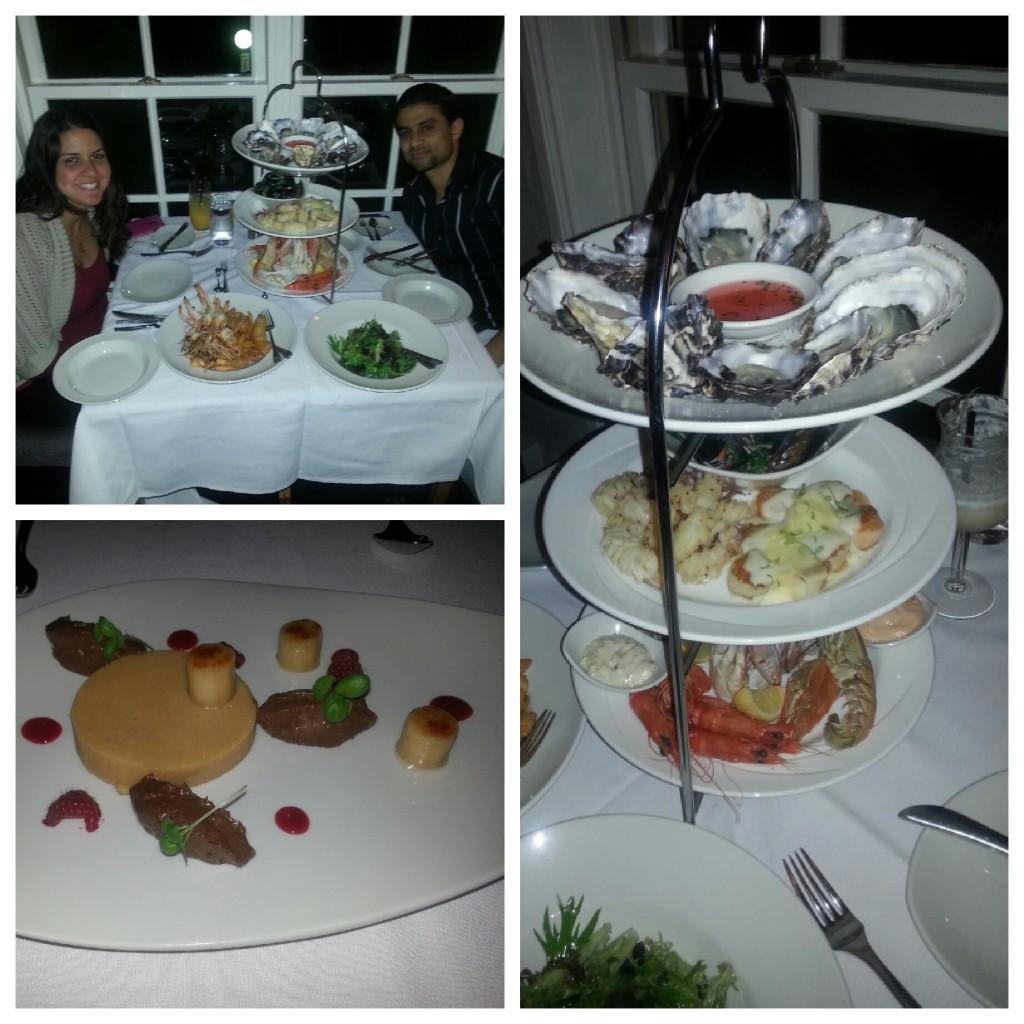 Dinner, Sebel Resort & Spa Hawkesbury Valley
