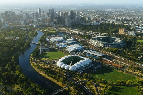 AAMI Park and the MCG