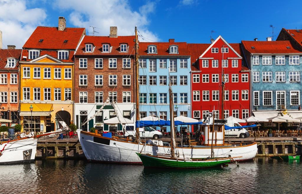 Denmark: Not scary