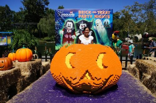 Halloween at Legoland, San Diego