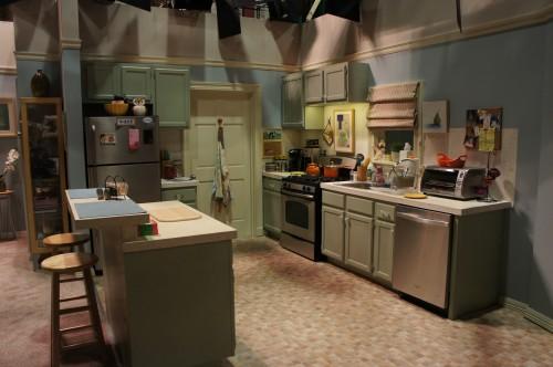 Howardette's apartment