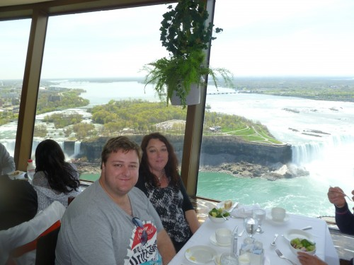 View From The Revolving Dining Room At Skylon Tower Part 47