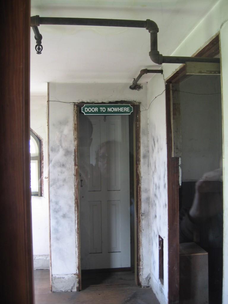 Winchester - door to nowhere