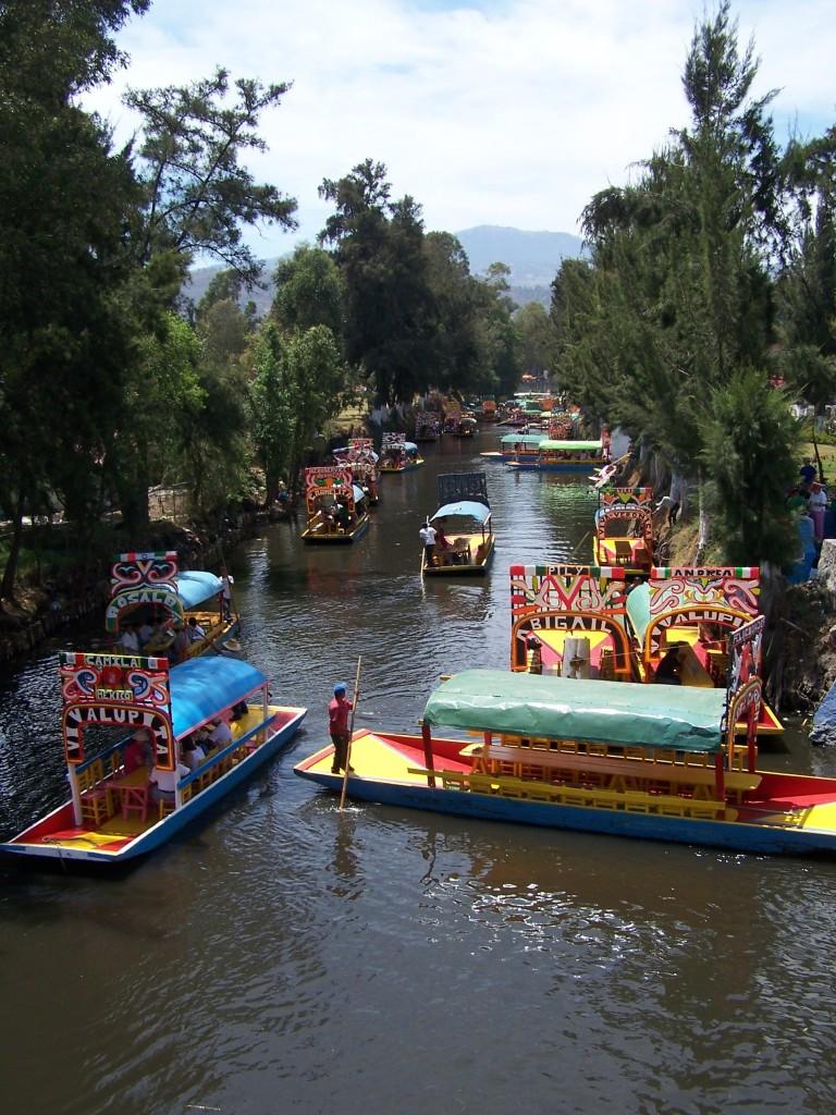 Xochimilco, Mexico: Scarier than Chucky