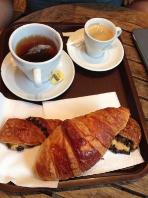 When in Paris…