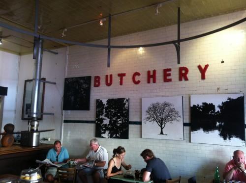 Butchery Shop Cafe, Mudgee