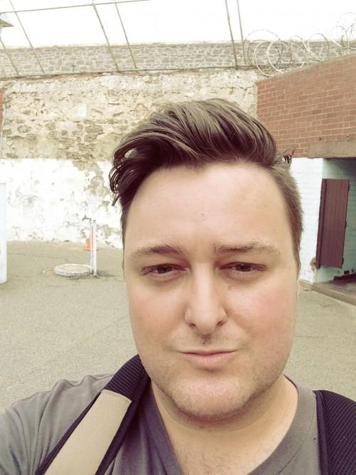 Prison Selfie