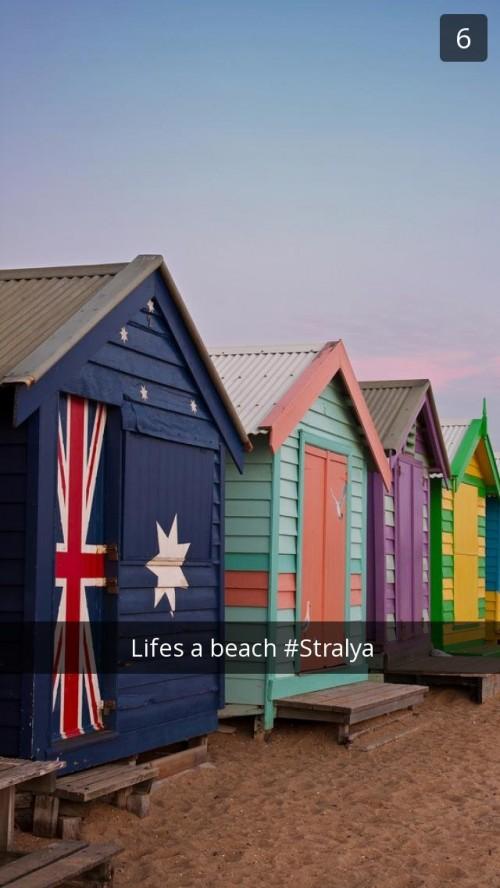 Brighton Beach Snapchat