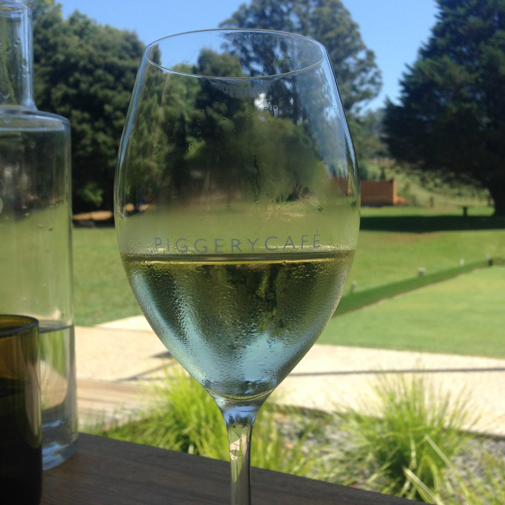 Rob Hall Chardonnay from the Yarra Valley