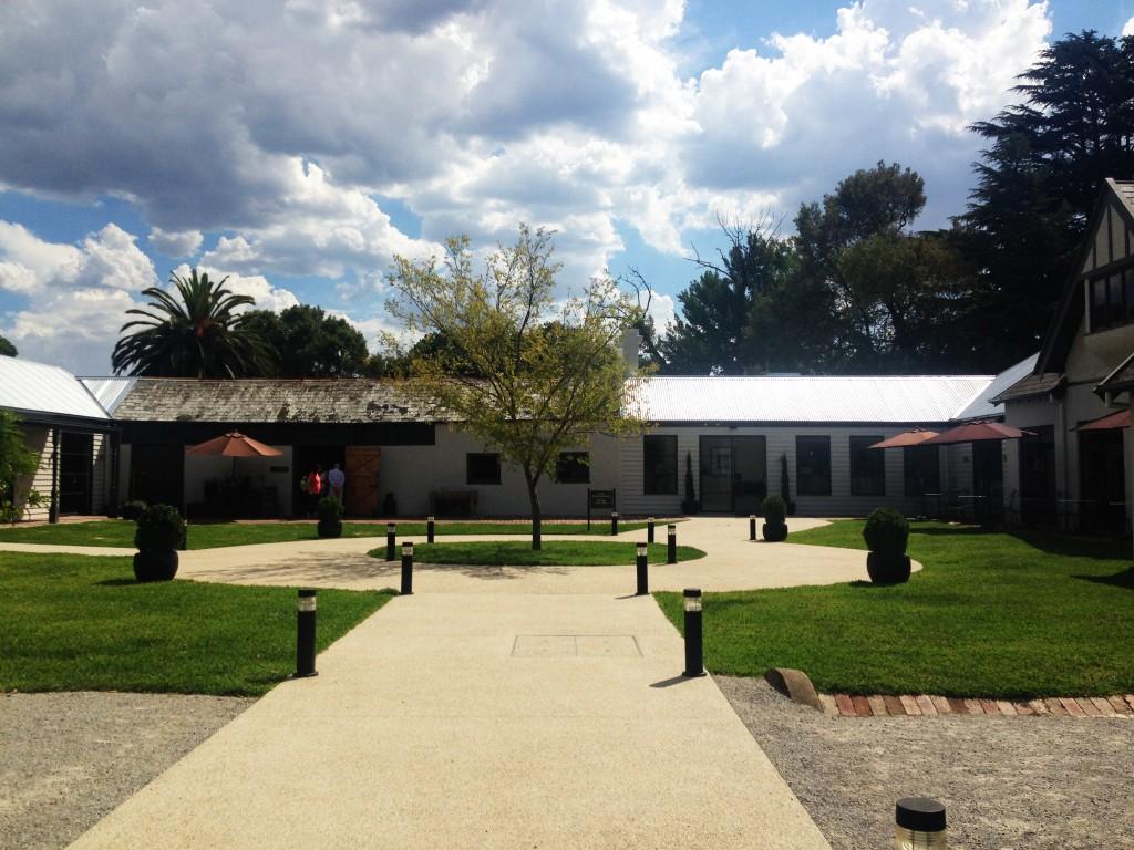 coombe the melba estate