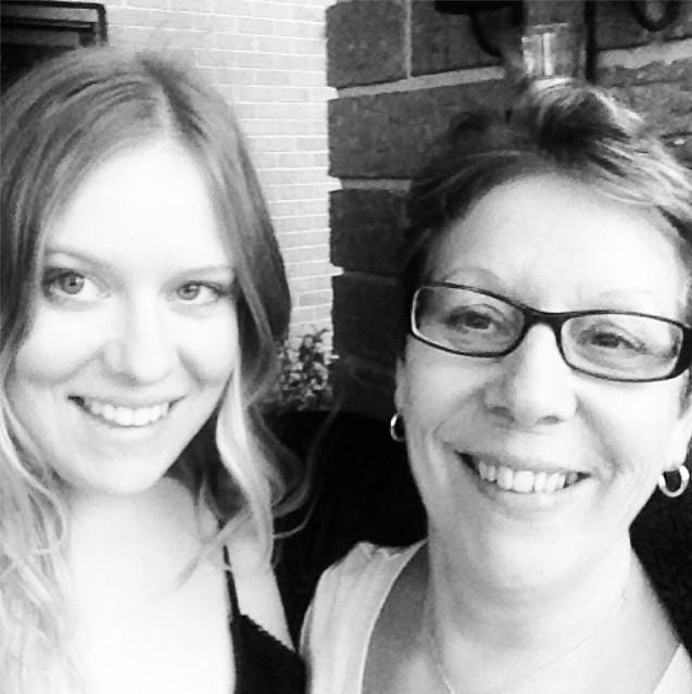 LML Lauren and her lovely mum