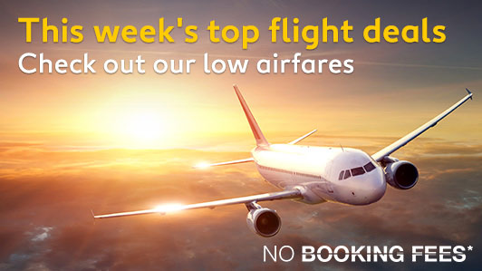 This Week's Hot Flight Deals!