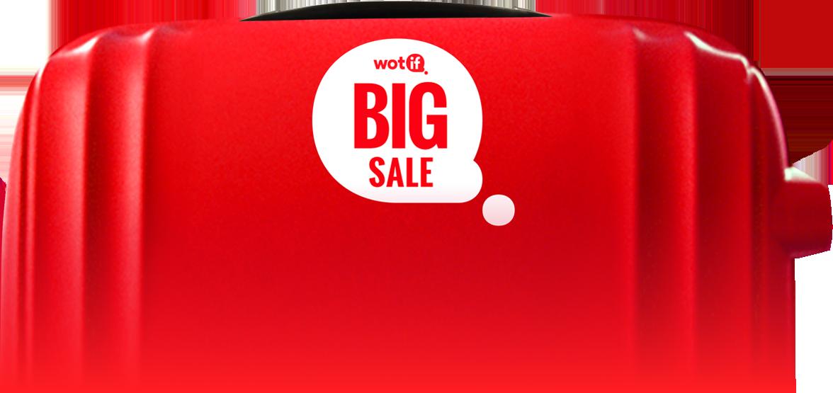 wotif big sales desktop