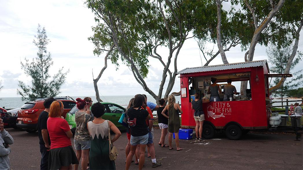 Top 5 foodie experiences in Darwin