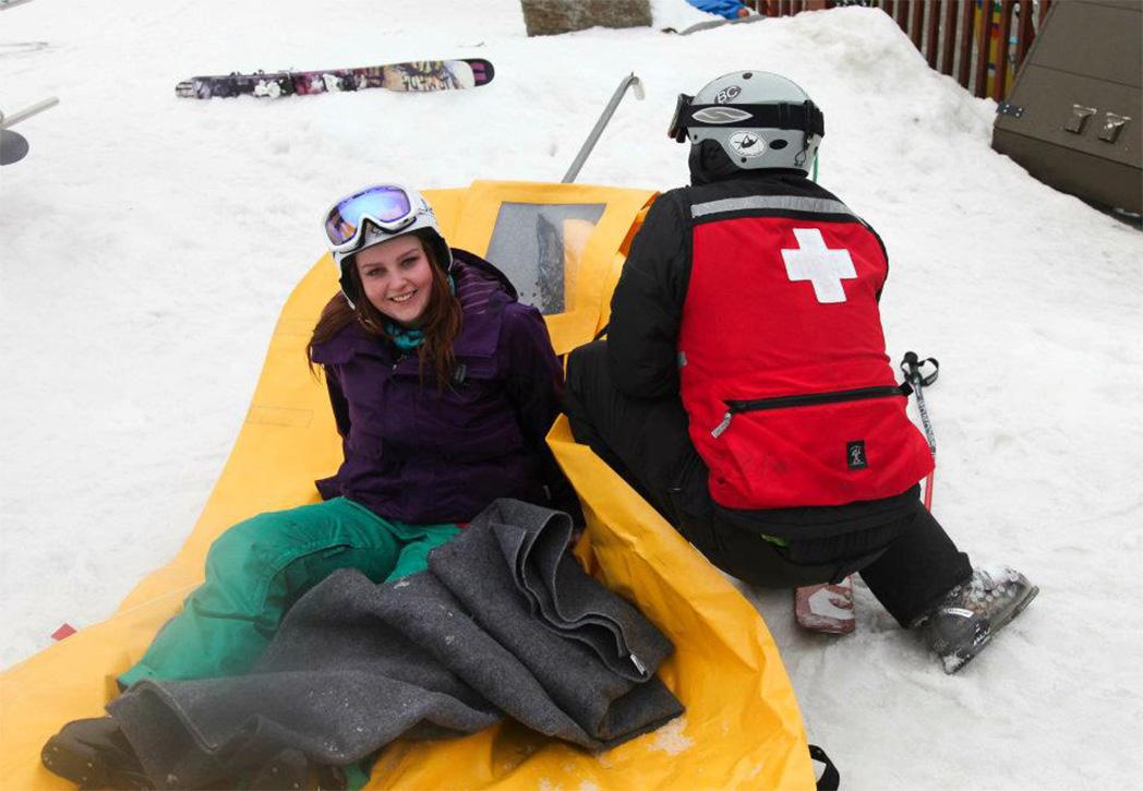 Ski season Canada