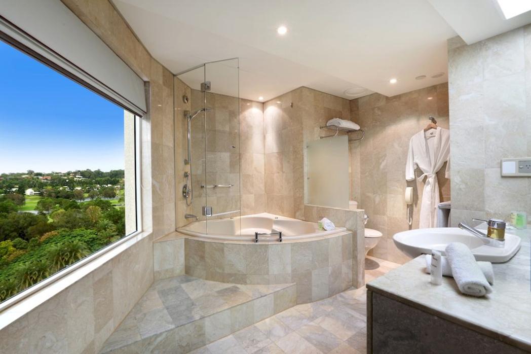 Royal pines bathroom