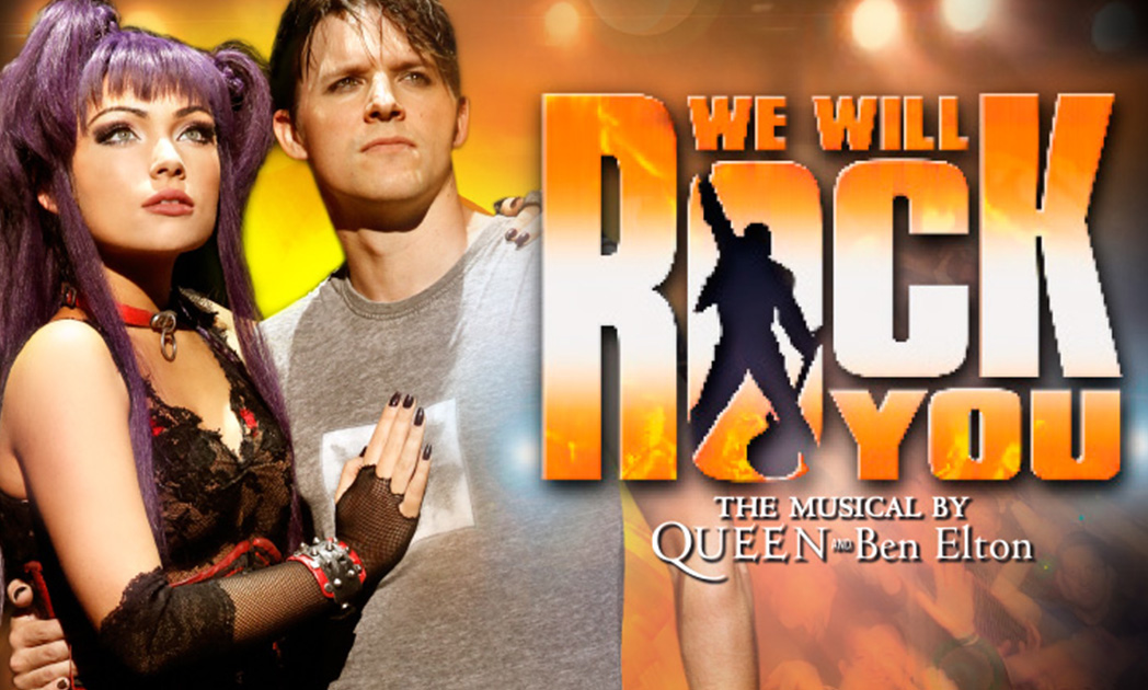 Finding Rhapsody  A Review of We Will Rock You  | Live Last