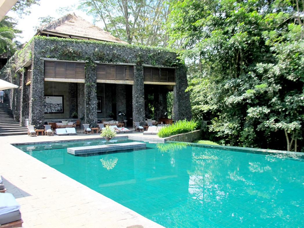 Infinity-pool Alila Ubud