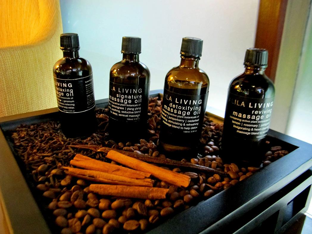 Alila Ubud Spa Oils