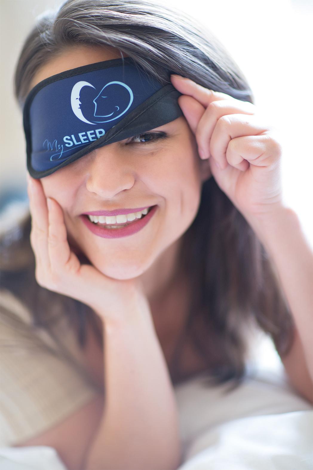 Smile Sleep Mask - My Sleep Coach