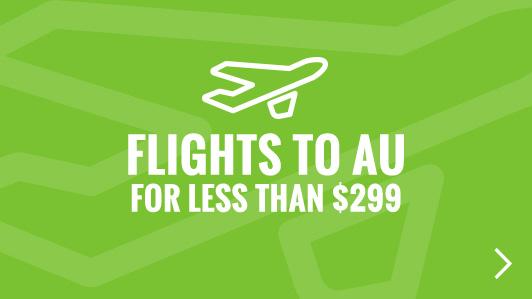 Hot AU Airfares