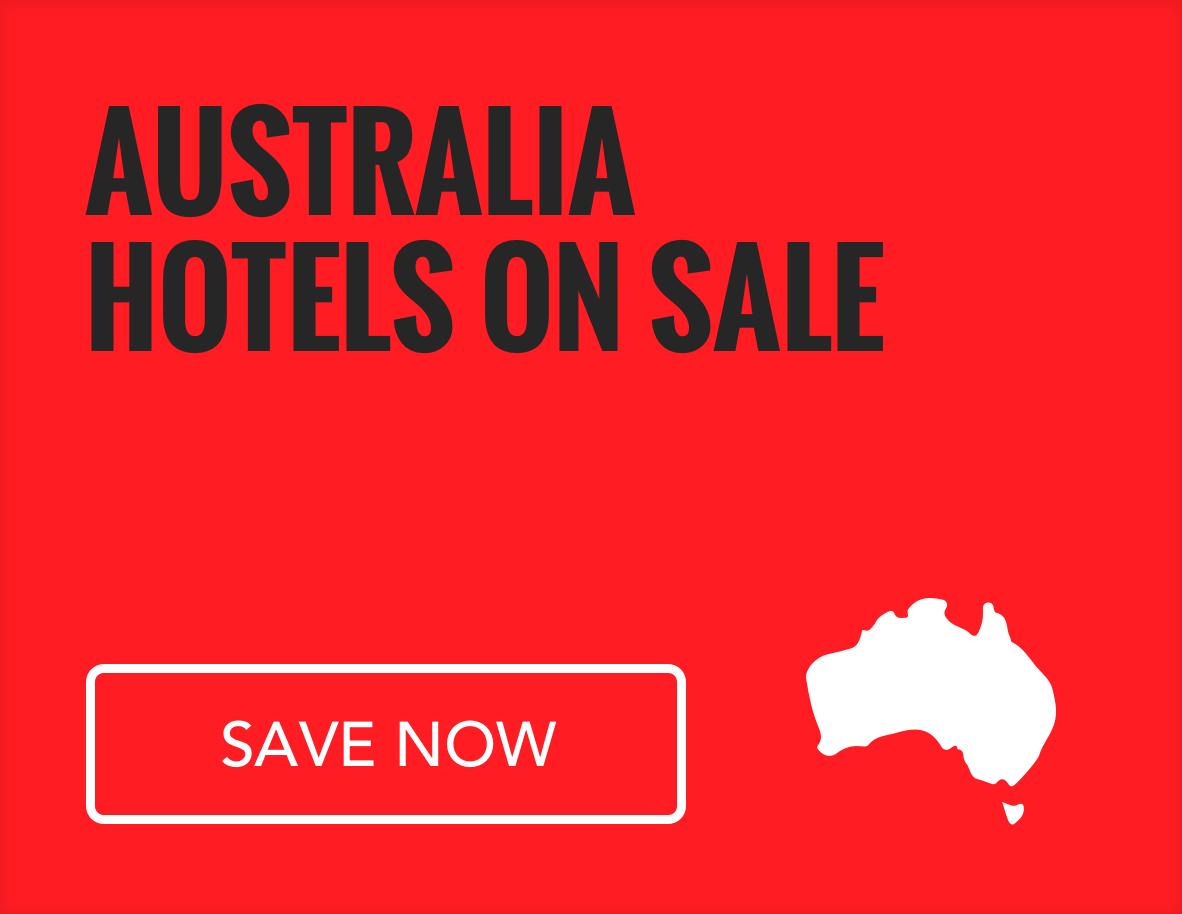 Aussie Hotels - Red
