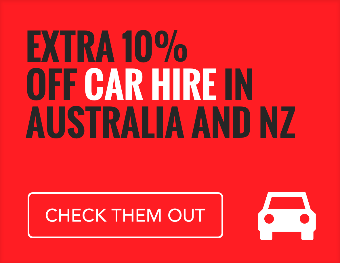 Car Hire - Red