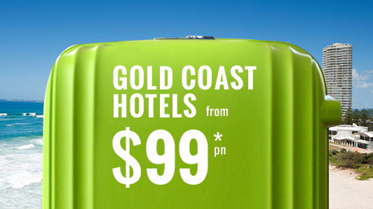Gold Coast from $99