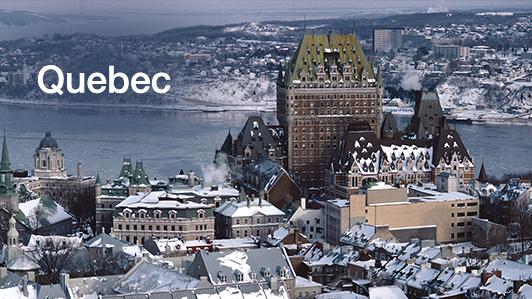 Hotel discounts in Quebec