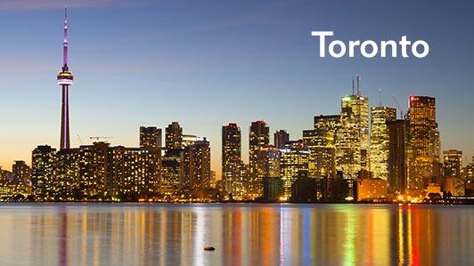 Hotel discounts in Toronto