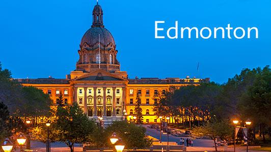 Hotel discounts in Edmonton